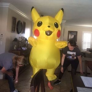 Pokémon inflatable  costume